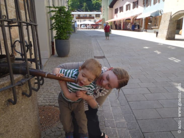 Travelling With Kids to Europe