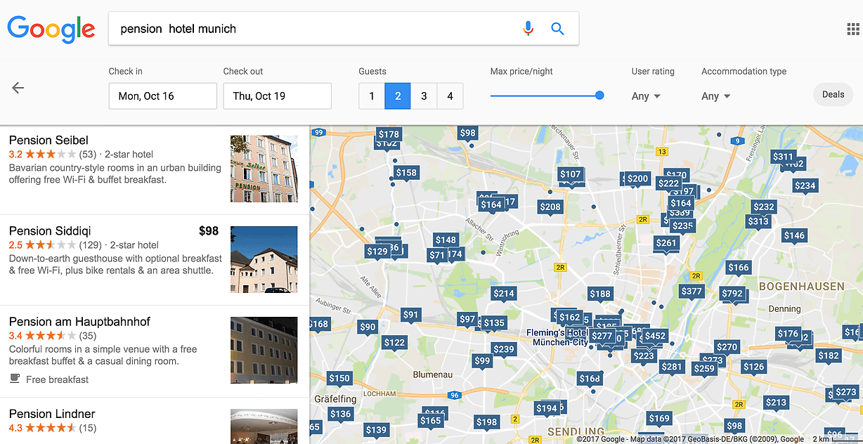 How to Find a Pension Hotel in Europe